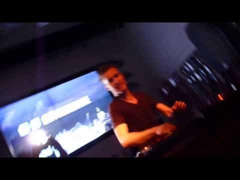 Nicky Romero @ MTV mobile store, Amsterdam