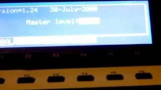 JJOS Vs OS AKAI ( load time ) mpc2500 betatester excarbes & sally