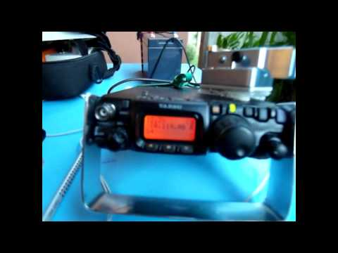 Magnetic Loop for QRP de IW2MXE Diego