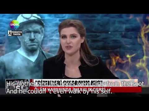 Mine explosion Soma Turkey - maden patlamasi Soma Turkiye