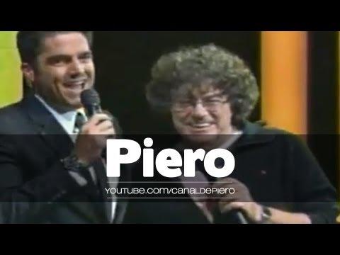 Piero - Llegando, Llegaste [Yo Me Llamo] ®