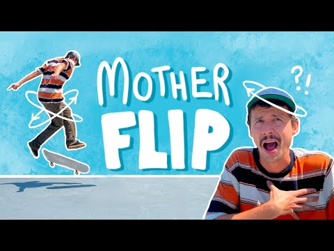 Mother Flip - Jonny Giger