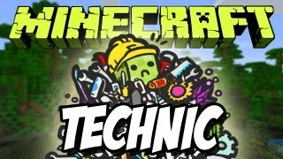 Minecraft: Technic Pack (parte 1)