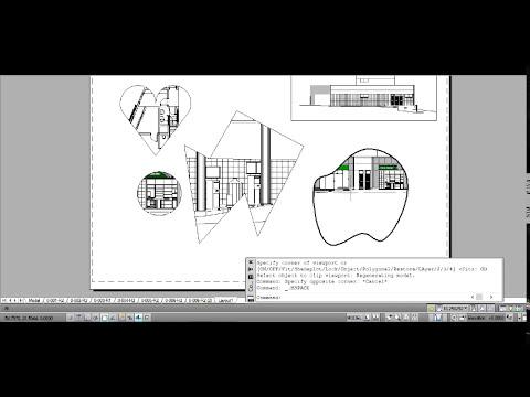 AUTOCAD - VIEWPORT (FORMATOS)