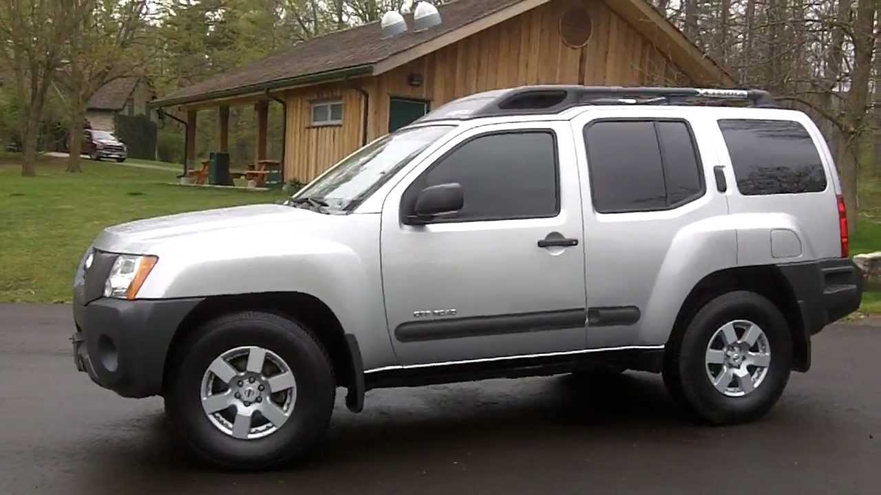 2005 nissan xterra off road edition monaco motorcars. Black Bedroom Furniture Sets. Home Design Ideas