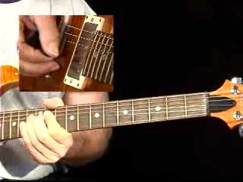 Blues Guitar Lessons - Sweet Blues 2 - Blues Bash - Keith Wyatt