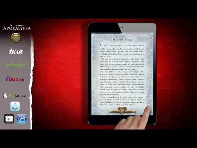 1.digiromán Apokalypsa - ako vyzerá? + nová čítačka Wooky 3.0