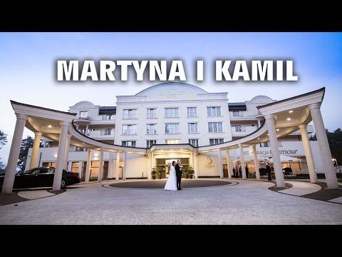 KLIP WESELNY MARTYNY I KAMILA / BINKOWSKI HOTEL