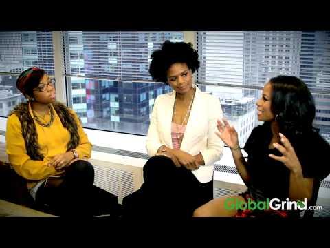 Kimberly Elise & Taylour Paige Talk Drama On VH1's