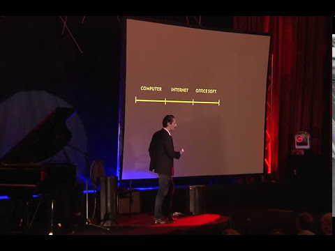 TEDxSanMigueldeAllende - Aleph Molinari - Bridging the Digital Divide