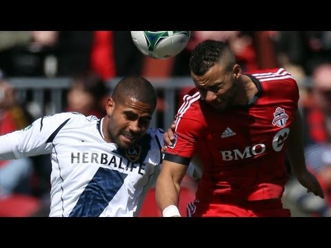 HIGHLIGHTS: Toronto FC vs LA Galaxy | March 30, 2013