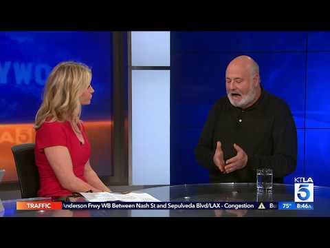 """Rob Reiner On The New Movie """"Shock And Awe"""" Based On A True Story"""