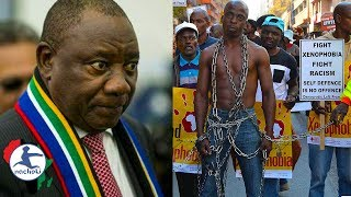 South Africa Embarrassment for Africa as Presidents & Celebrities Boycott Events
