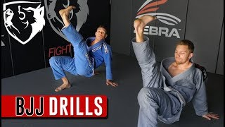 Hip Mobility For BJJ: 5 Warm-up Drills