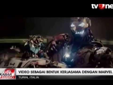 The Avengers version Juventus FC -  Video Avengers is Juventus