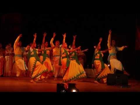 Calcutta Youth Choir | Direction: Ruma Guha Thakurta | Rabindra Sangeet From Gitanjali video