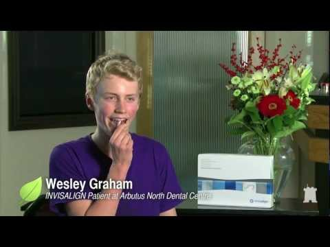 Invisalign Teen Reviews | Wesley's Patient Testimonial | Invisalign Teen Invisible Braces Vancouver