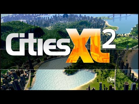 Cities XL Platinum: Ep.2 - Heavy Industry & Poor People!