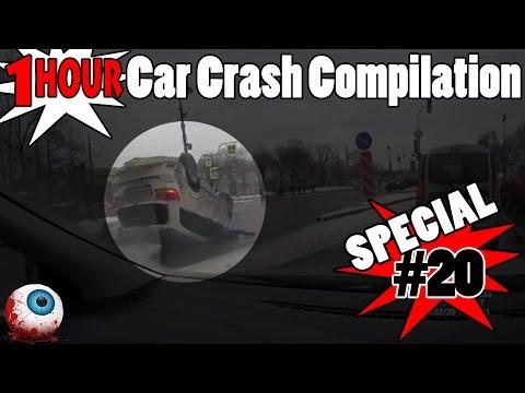 1 Hour Car Crash Compilation February 2016 #20   Dash Cam Accidents   Accidentes en Auto   ДТП 2016