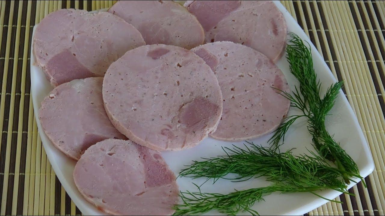 Домашняя Колбаса 28 рецептов с фото пошагово. Как 60