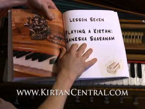 Harmonium Lesson Kit - Learn Harmonium For Kirtan video