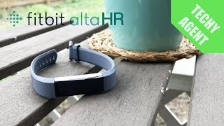 Fitbit Alta HR - Review!!!