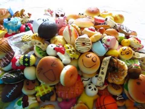 Huge Rare Squishy Collection : HUGE SQUISHY COLLECTION!!!! Over 200 squishies! ? ? ? - YouTube