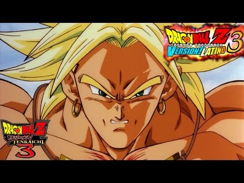 Dragon Ball Z Budokai Tenkaichi 3 Version Latino Final - [Saga Especial OVA]