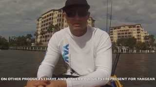 How to use a kayak anchor - Yak Gear anchor stick product review