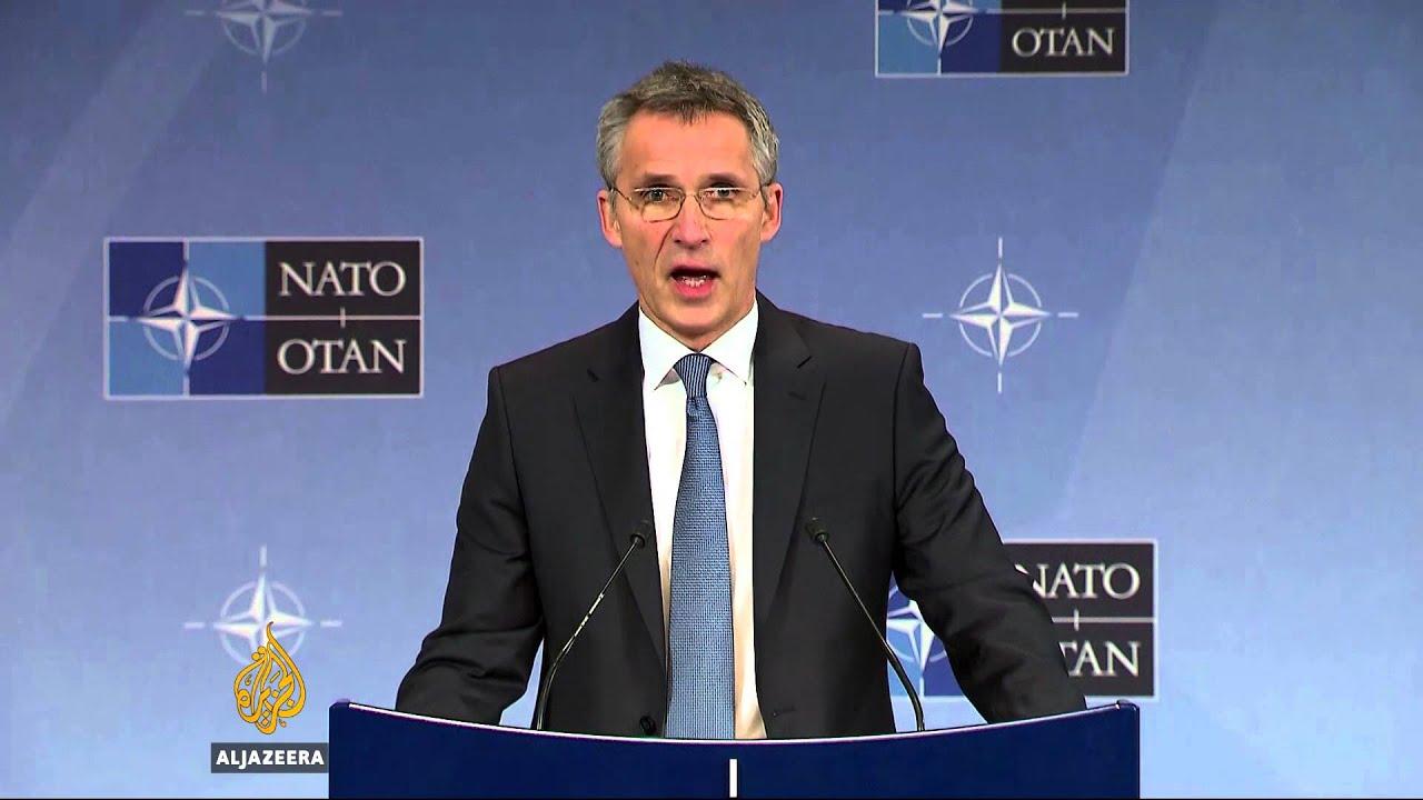Refugee crisis: NATO ships in eastern Mediterranean