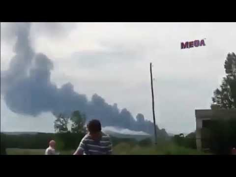 "MH17 ""Shot Down"" In Ukraine ..."