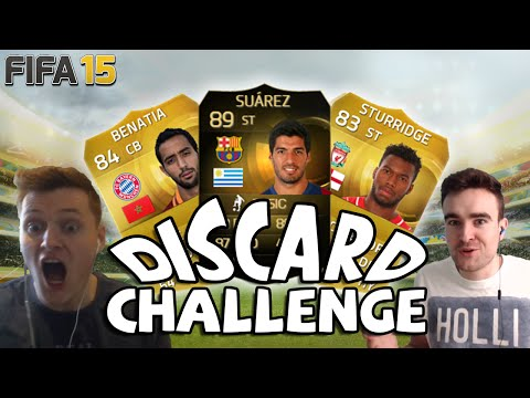 Fifa 15 - If & 89 Rated Discard?!?!? | 50k & 35k Discard Packs!!! video