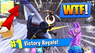 FORTNITE MOBILE LE FIGHT DES BAMBIS !!! BATTLE ROYALE iOS Android Gameplay