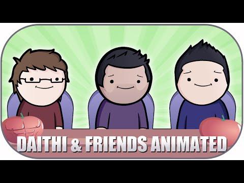 Daithi & Friends Animation (Funny Animated Moments) #4