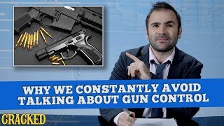 Why We Constantly Avoid Talking About Gun Control - Some News (Las Vegas, The NRA, Puerto Rico)