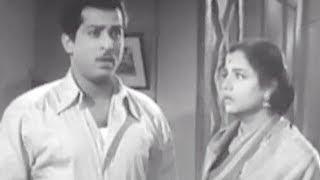Usha Kiran, Suryakant | Kanchan Ganga | Old Classic Marathi Movie Scene 5/10