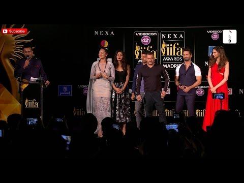 IIFA AWARDS 2016: Hosts & Stars To Be Present