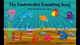 Benny the Blue FIsh Underwater Counting Song