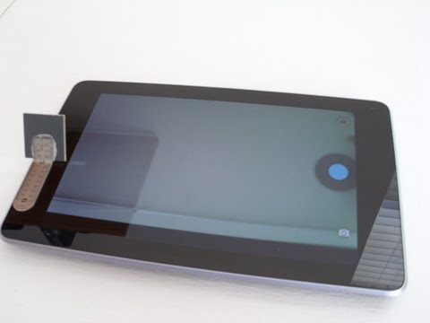 Google Nexus 7 Mod: Rear-facing camera