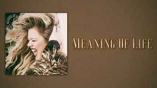 Kelly Clarkson - Meaning Of Life (Slow Version)