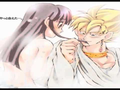 Goku Y Milk Noche De Sexo video