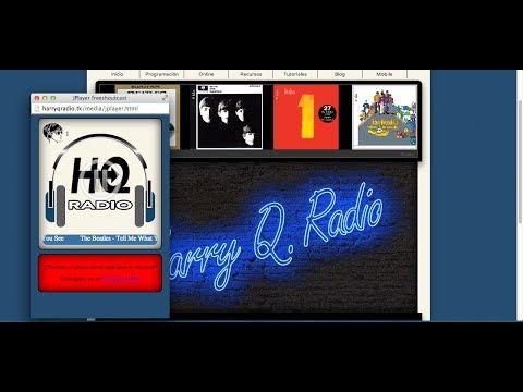 Reproductor JPlayer para tu emisora de radio online