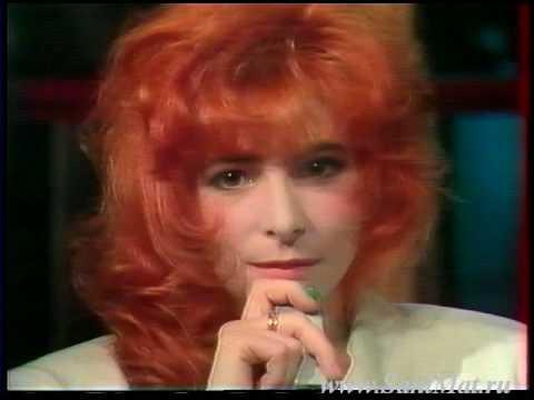 Mylène chante Tristana dans Mylène 1987 - 1988 0