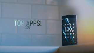 Top 20 Android Apps 2018!
