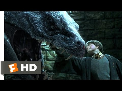 Harry Potter And The Chamber Of Secrets (5 5) Movie Clip - Basilisk Slayer (2002) Hd video