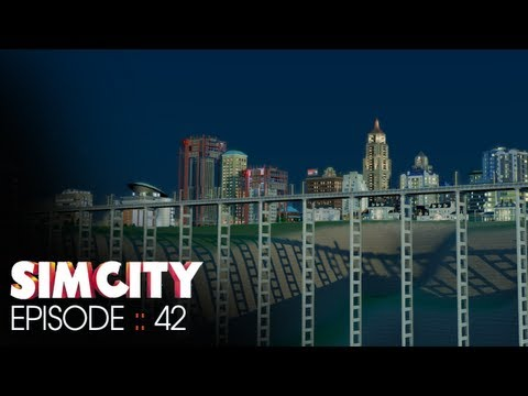 SimCity :: Episode 42 :: What a nice view