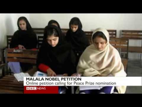 Fredrik Heffermehl talks to Kasia about whether Malala Yousafzai should get the Nobel Peace Prize