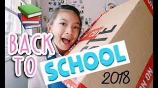 BACK TO SCHOOL SUPPLIES HAUL 2018 / Typo Haul