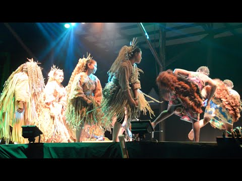 2015 Rainforst World Music Festival - NDIMA & MAH MERI