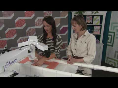 Quilt It! - Episode 712 Part 2 Preview - Quilting with Rulers